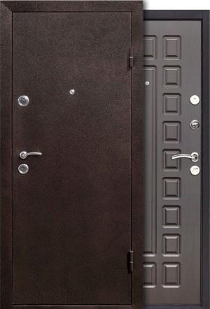 Металлическая дверь 2-х контурная Э5П5